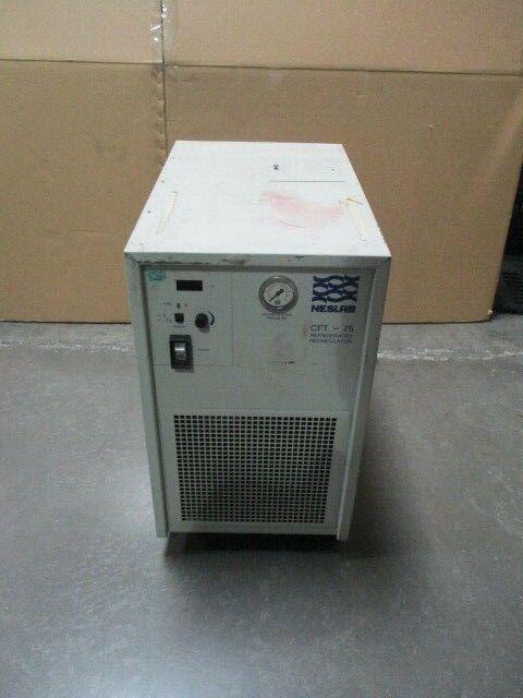 Neslab CFT-75, Recirculating Chiller, 450861