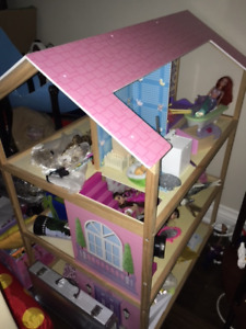 Doll House - Deluxe Play House - Imaginarium