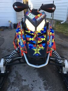 Polaris ES 550 Fan Snowmobile