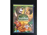DISNEY The Jungle Book Original DVD NEW Sealed