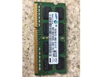 Samsung 4GB 1x4GB DDR3-1333MHz PC3-10600 M471B5273CH0-CH9 Laptop Memory RAM
