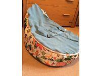 Baby/toddler beanbag
