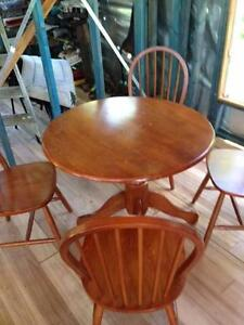 Kitchen Table W/Chairs Nimbin Lismore Area Preview