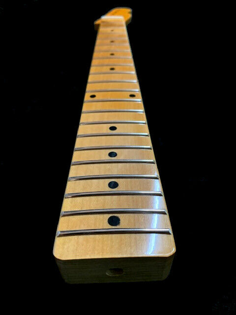 NEW 6 STRING TELE STYLE HIGH GLOSS 21 FRET ELECTRIC GUITAR MAPLE NECK