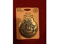 Mary Rose Commemorative horse brass
