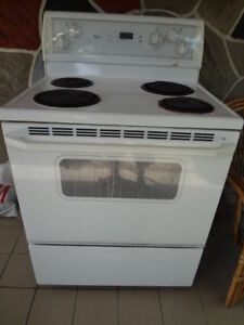 used stove in good condition