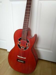 """""""The Prototype"""" Guitar, Beautifully Crafted by Master Luthier"""