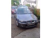 Rover 25 10months mot