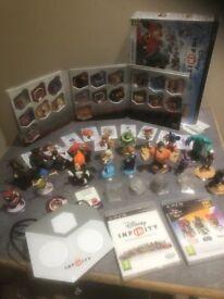 Disney Infinity PS3 Characters