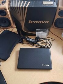 Lenovo IdeaPad S100 - fully boxed, charger, sleeve, leaflets, box - like new!