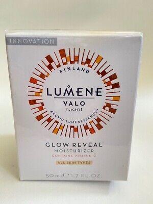 lumene glow reveal cream