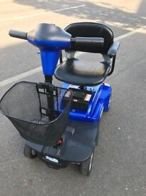 CARECO ECLIPSE MOBILITY SCOOTER NEW & UNUSED