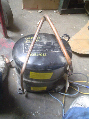 Bristol H21b173abcb Compressor 230v 1ph 60hz