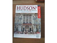 Paperback Book - Hudsons Historic Houses & Gardens - Museums & Heritage sites. 2012