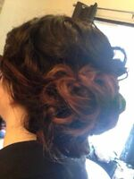 Freelance hairdresser in Banff area