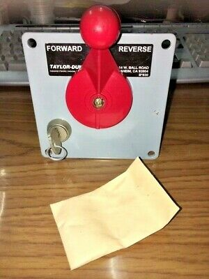 Taylor Dunn 71-040-00 Control Lever Assembly Forward Reverse New No Box