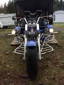 Brand New 2014 Rewaco ST3 Trike