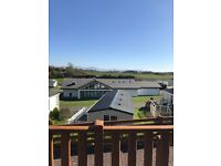 Stunning Omar Kingfisher 4 Berth Lodge, 5 STAR site just outside Benllech, Anglesey