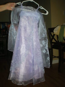 Two Brandnew Prom Or Bridesmaid .Flower Girl