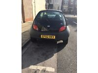 Ford KA, 77K only, excellent little motor, economical, MOT until March 2018, CD/Radio