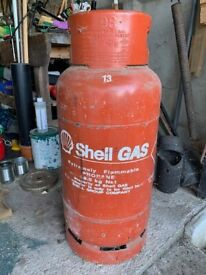 Propane Gas Cylinder full 8.5kg