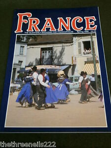 FRANCE-MAGAZINE-SPRING-1996-CANALS-OF-LORRAINE