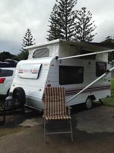 Jayco Pop Top Caravan 12ft Pottsville Tweed Heads Area Preview