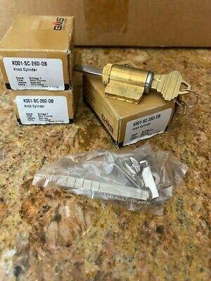 Gms K001-sc-26d Lock Cylinder For Schlage Knob Lever Deadbolts