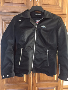 Alpinestars Motorcycle Jacket with Inner Shell