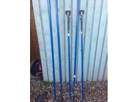 EXTENSION PROPS x5 FOR SHEETING FROM H.I.S