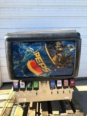 Cornelius Fountain Soda Pop Ice Dispenser