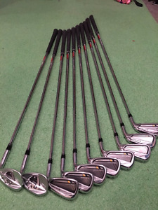 Taylormade Tour Preferred Set! Great Condition!