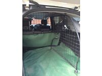 Mercedes ML 2011 Dog Guard with Boot Divider