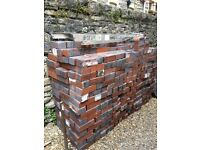 Reclaimed Beaufort Brick Co Engineering Bricks and Welsh slates