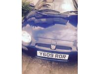 Rare MGF Steptronic 1.8 6 Speed Gearbox with aircon & cruise control