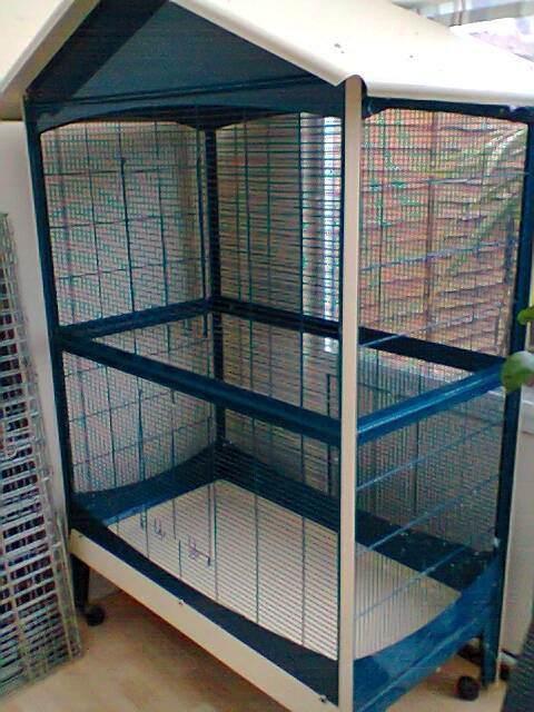Large Bird Cage Indoor Aviary In Rustington West