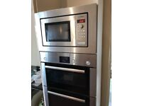 Bosch oven and grill with seperate Microwave oven