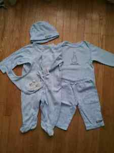 Peter Rabbit 3-6 month Boys Outfit