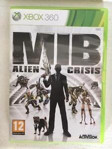 Xbox 360 MIB Alien Crisis Mosman Mosman Area Preview