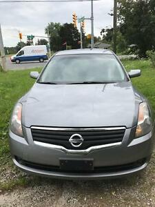 2007 Nissan Altima 2.5 S,PL,PW,SUNROOF,ALLOYS CERTIFIED