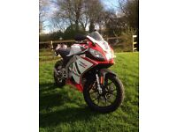 Aprilia RS50 2013 ,good condition, MOT till October