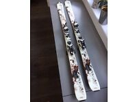 Womens Skis - Give away price ! Dynastar Legend excellent condition inc. double wheelie bag w poles