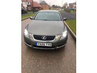 ** LEXUS GS300 SE Metallic Green ** Full Service History ** Priced to SELL **