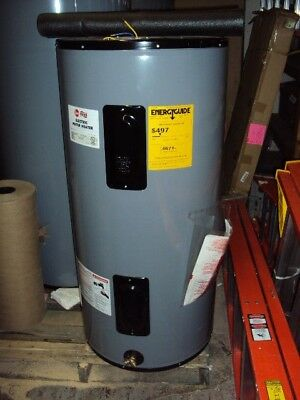 RHEEM-RUUD Electric Water Heater 40 Gal ELD40 , 208V, 6KW sug list $1500