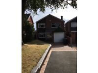 4 Bedroom detached family home in sort after location Wolverhampton all amenities ,schools near by
