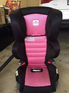 "Pink/black ""Safe-N-Sound"" carseat, two available Paradise Point Gold Coast North Preview"