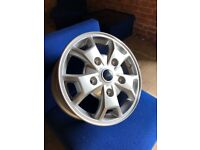 """Ford Transit Alloy Wheels 16"""" - Brand New Boxed - Set Of 4"""