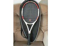 Wilson (K) factor pro staff 100LS tennis racquet