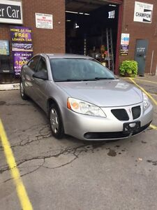 2006 PONTIAC G6 SE REDUCED  $3995.00 CERT E-TEST 140K London Ontario image 2