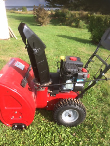 "Snow Blower Murray 9524 ES  24""  2 Stage"